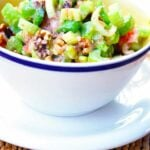 Celery Salad Recipe With Citrus and Walnuts