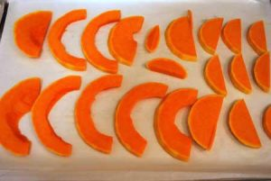 Clean Eating Herb Baked Butternut Squash Recipe
