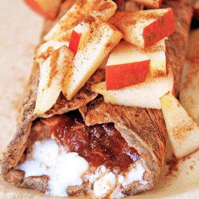 Clean Eating Buckwheat Crepes Recipe