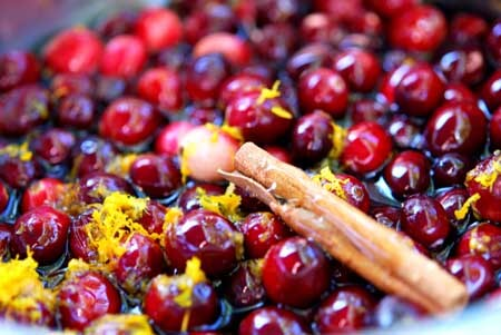 Clean Eating Cranberry Sauce Recipe