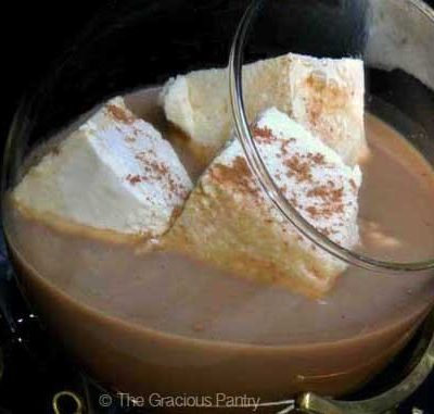 Clean Eating Hot Chocolate Recipe