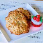 Clean Eating German Oatmeal Cookies