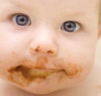 Clean Eating Baby Food