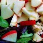 Clean Eating Chicken Apple Salad