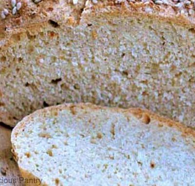 Clean Eating Bread Recipe