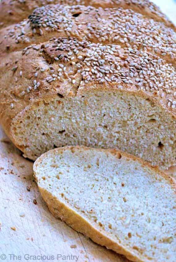 Clean Eating Bread