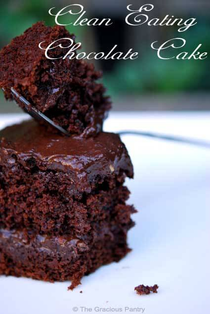 Eating Chocolate Cake Images : Clean Eating Recipes