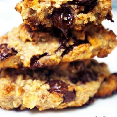 Clean Eating Chocolate Chip Cookies Recipe