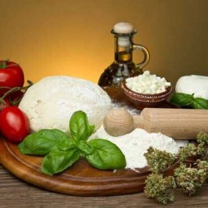 Clean Eating Pizza Dough