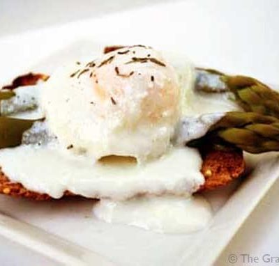 Clean Eating Eggs Benedict