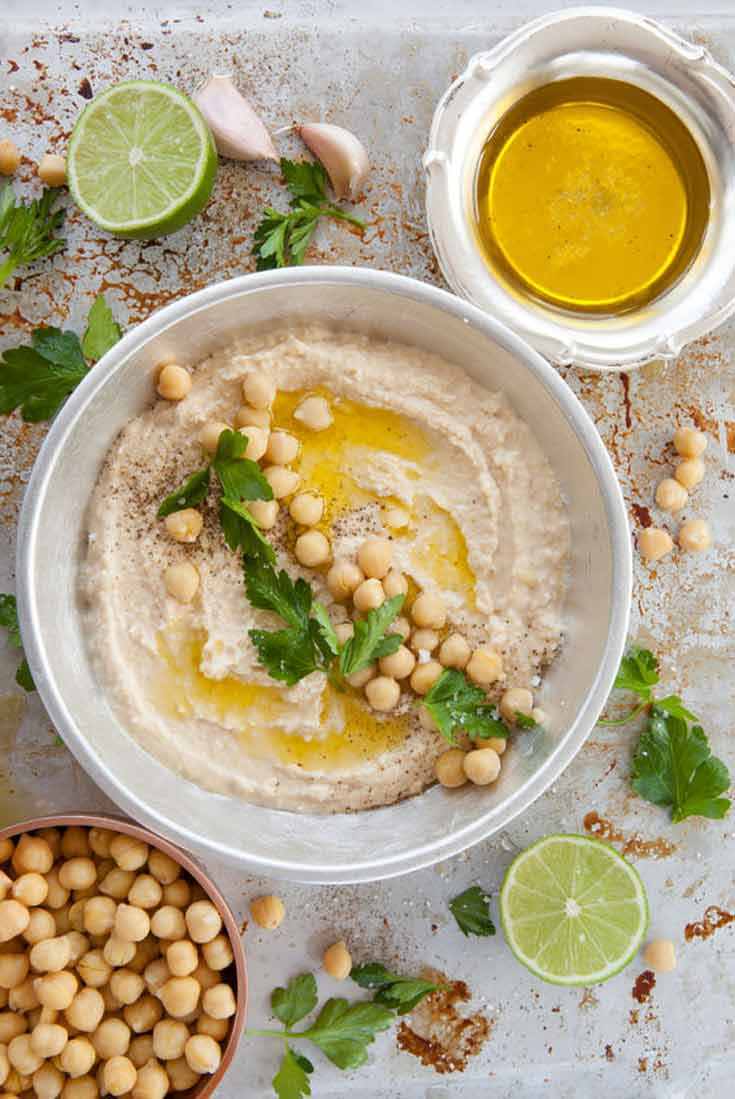 Clean Eating Hummus Recipe