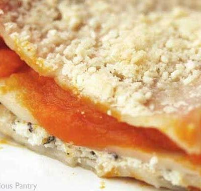 Clean Eating Butternut Squash Lasagna Recipe