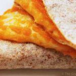 Clean Eating Butternut Squash Quesadilla