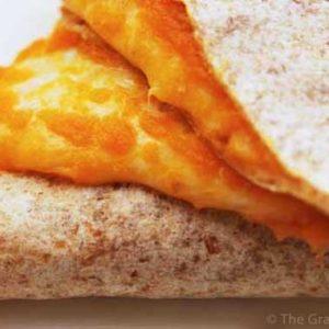 Clean Eating Butternut Squash Quesadilla
