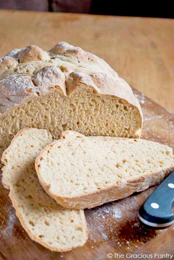 Whole Wheat Irish Soda Bread Recipe The Gracious Pantry