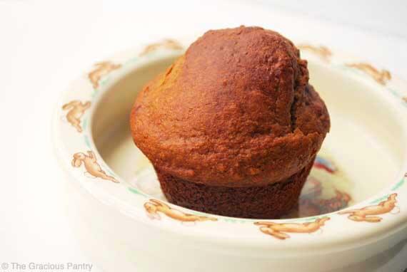 Surprise Muffins Recipe