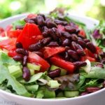 Clean Eating Garden Salad