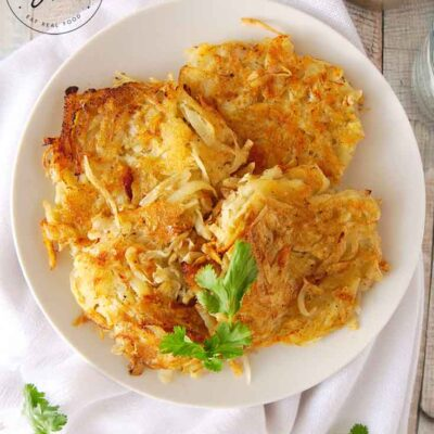 Homemade Hash Browns Recipe