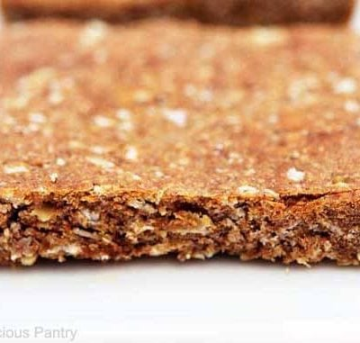 Clean Eating Pumpkin Spice Protein Bars Recipe