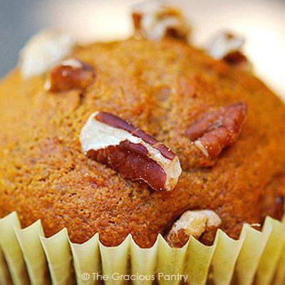 Clean Eating Banana Muffins Recipe