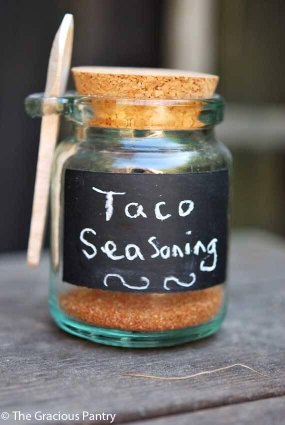 Clean Eating Taco Seasoning Recipe