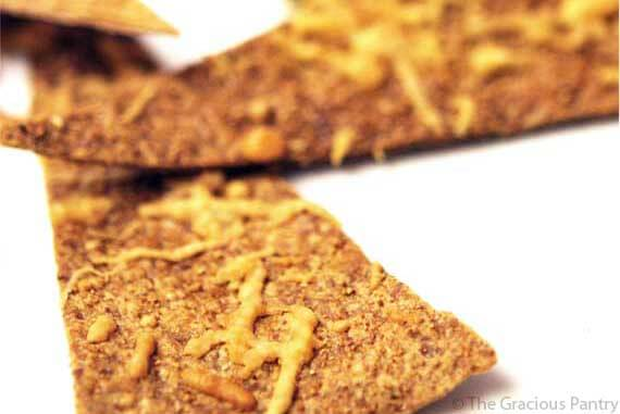 Clean Eating Wheat Tortilla Chips Recipe