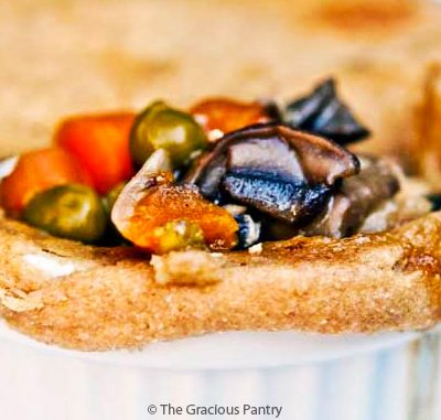 Clean Eating Chicken Pot Pie