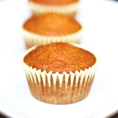 Clean Eating Lemon Muffins Recipe