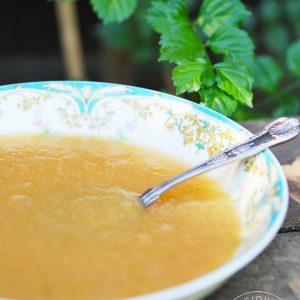 Clean Eating Apple Sauce Recipe