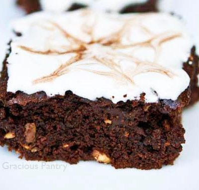 Clean Eating Brownies Recipe