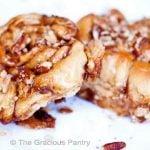Clean Eating Cinnamon Rolls Recipe