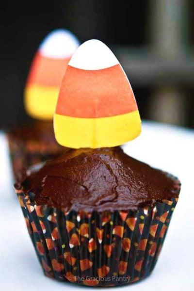 Clean Eating Pumpkin Cupcakes Recipe