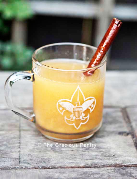 Clean Eating Apple Cider Recipe