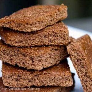 Clean Eating Graham Cracker Cookies