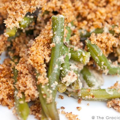 Clean Eating Green Bean Casserole Recipe
