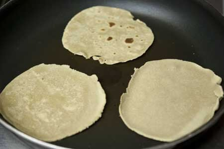 Clean Eating Tortillas