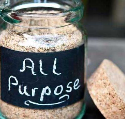 Clean Eating All Purpose Seasoning Recipe