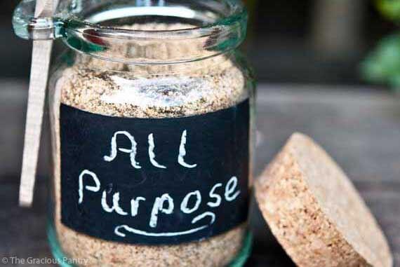 Clean Eating All Purpose Seasoning Recipe