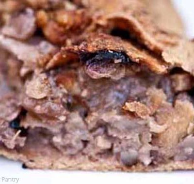 Clean Eating Apple Strudel Recipe
