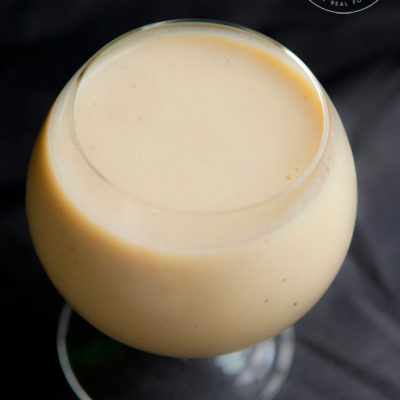 Clean Eating Eggnog Recipe