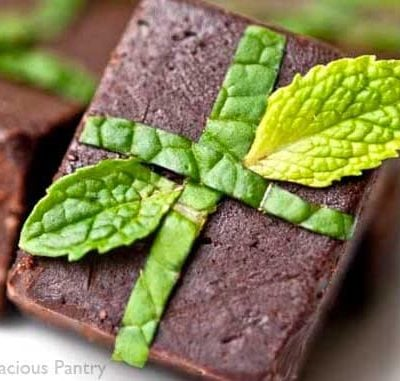 Clean Eating Fudge Recipe