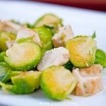 Clean Eating Chicken And Brussels Sprouts Recipe