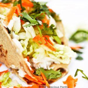 Clean Eating Fish Tacos Recipe