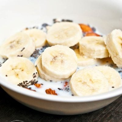 Clean Eating Banana Muesli Recipe