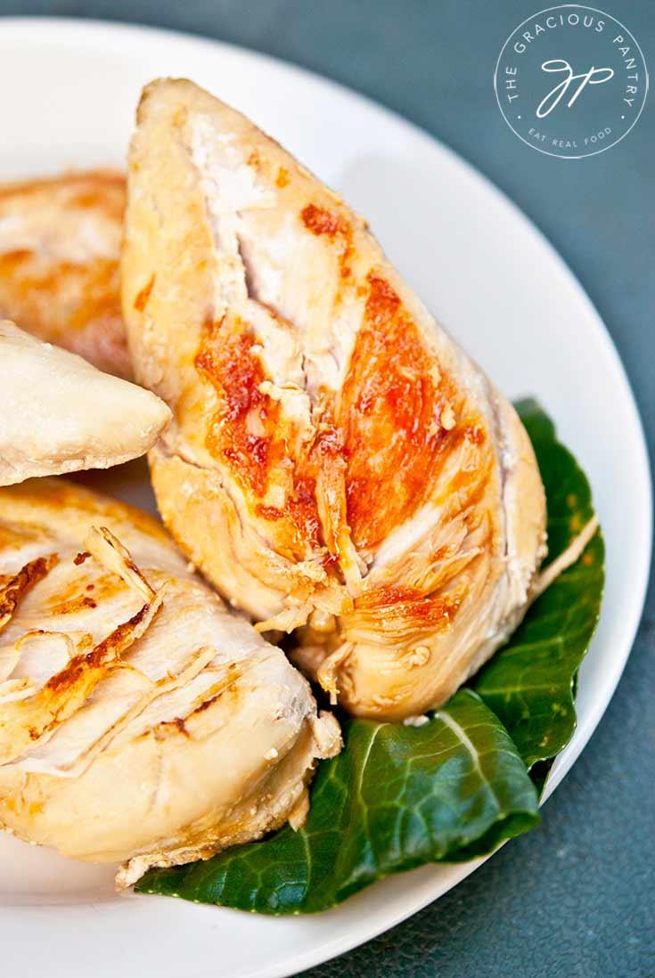 Healthy Fried Chicken Recipe