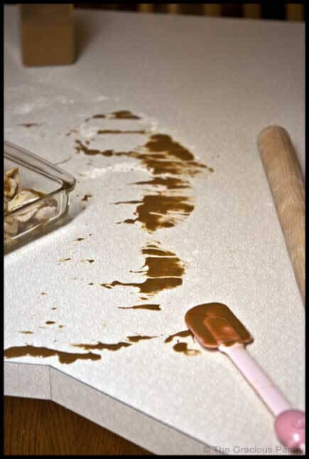 Clean Eating Cinnamon Rolls
