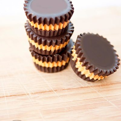 Clean Eating Peanut Butter Cups Recipe