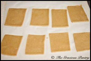Clean Eating Pop Tarts