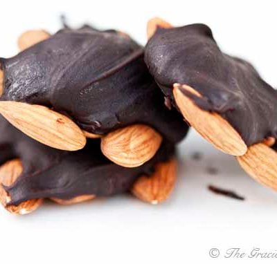 Clean Eating Chocolate Turtles Recipe