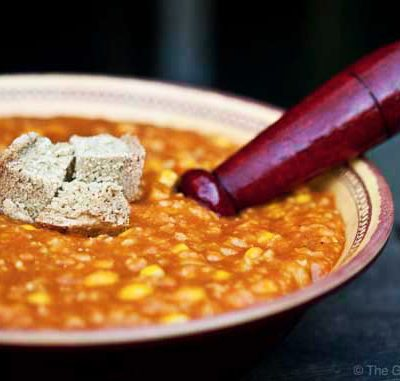 Clean Eating Curried Millet Stew Recipe